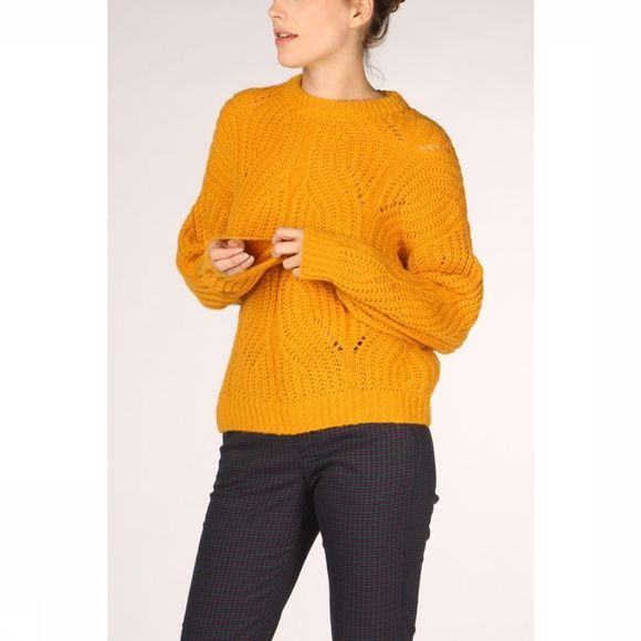 Tom Tailor Pullover 1013939 dark yellow