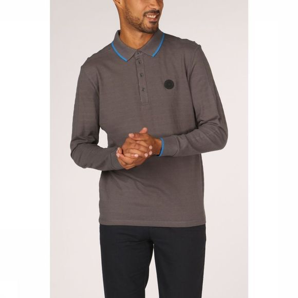 Tom Tailor Polo 1015050 Donkergrijs
