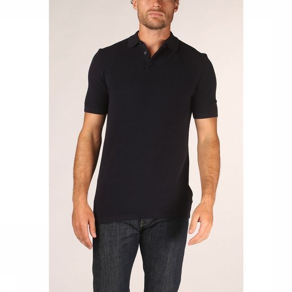 Esprit Polo 070Eo2I301 dark blue