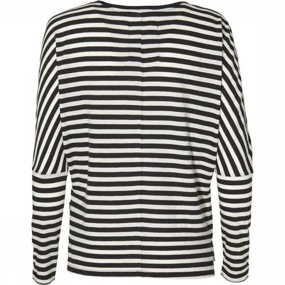 O'Neill T-Shirt Ess Striped Zwart/Wit