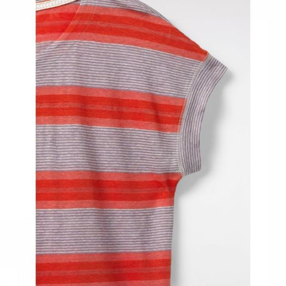 T-Shirt Urban Stripe Linen