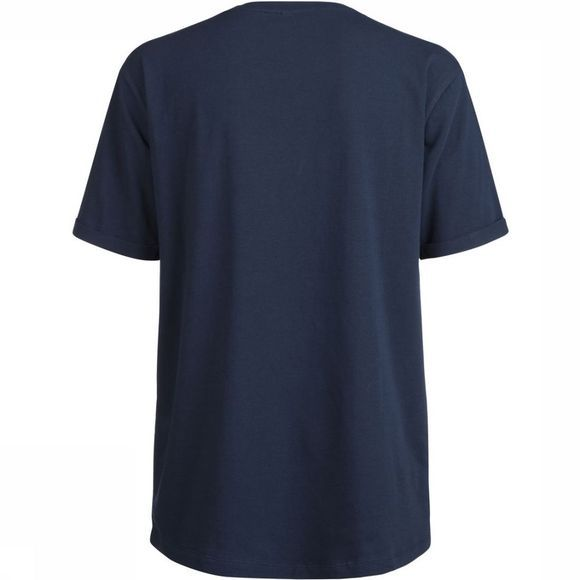 Yaya T-Shirt Jersey Aw A Little Spark Donkerblauw