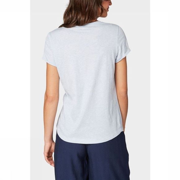 Tom Tailor Denim T-Shirt 1004454 Bleu Clair