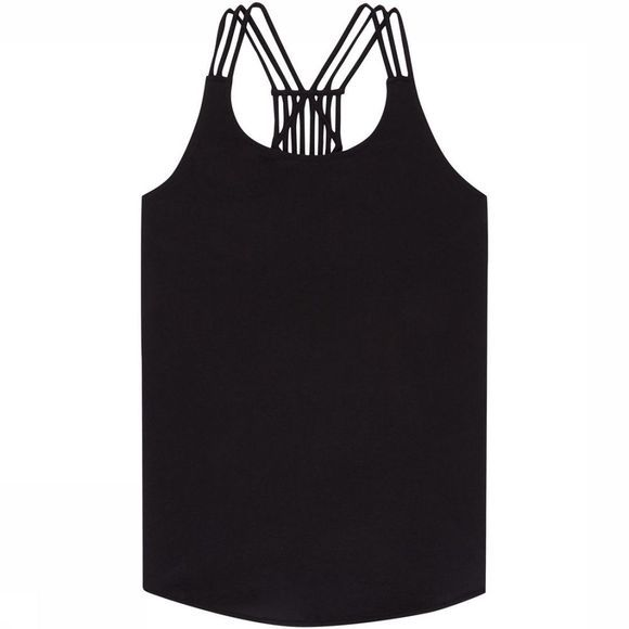 O'Neill T-Shirt Lw Strappy Back Detail black