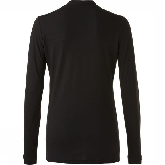 Polo Neck Jersey Roll Neck