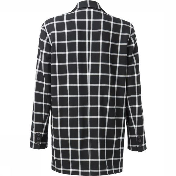 Blazer Double Breasted Check