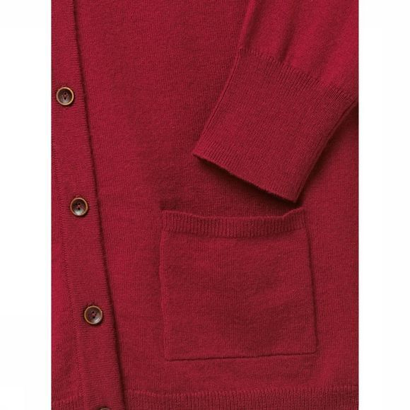 Cardigan Whst Edo Pocket Button