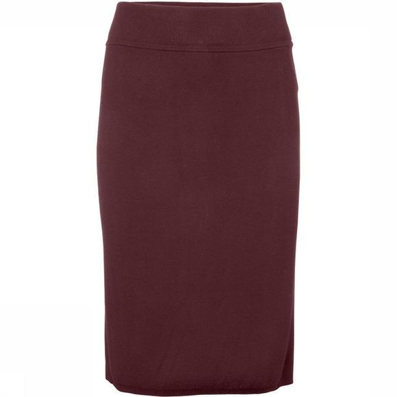 Rok Knitted Fitted Midi