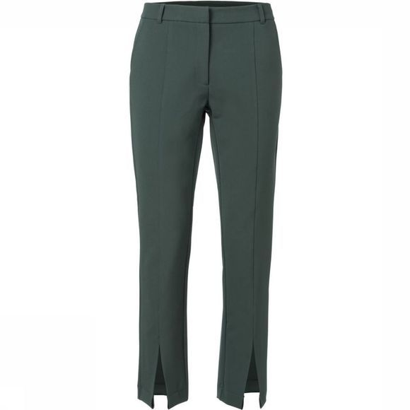 Broek Sporty With Slits