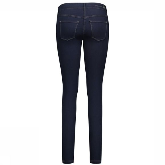 MAC Jeans Dream Skinny Donkerblauw