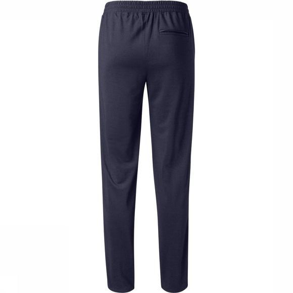 Broek Sporty Pants With Glitter Insert And Zipper At The Bottom