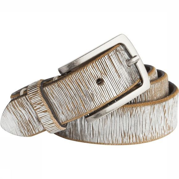 Riem Hand Made Leather With Metallic Foil Coating