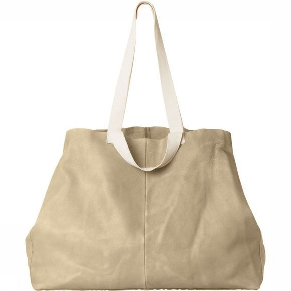 Tas Big Leather Shopper