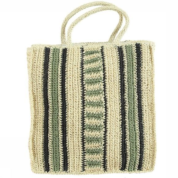 Tas Straw Shopper