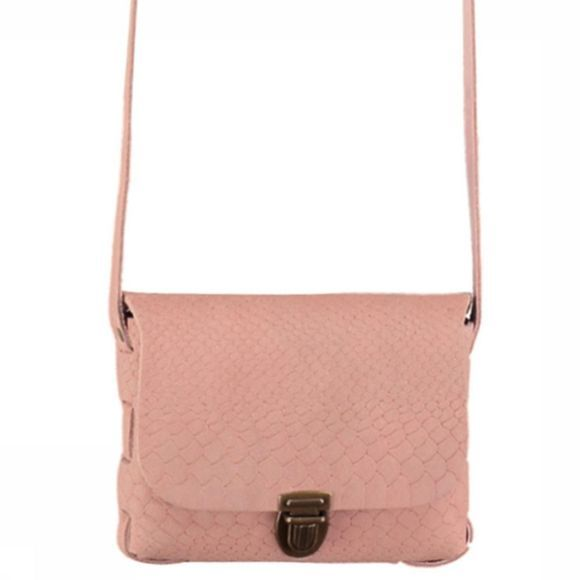 Elvy Bag Janis Scale light pink