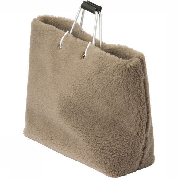Tas Teddy Shopper With Metal Handles