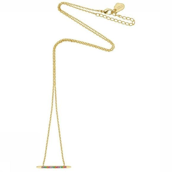 Estella Bartlett Necklace Long Bullet gold
