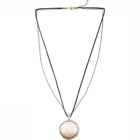Ketting Long With Coin