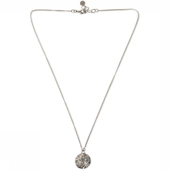 Yaya Necklace Necklace With Coin silver