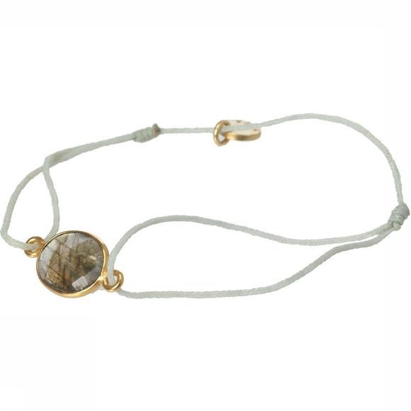 Yaya Armband With Small Stone Groen