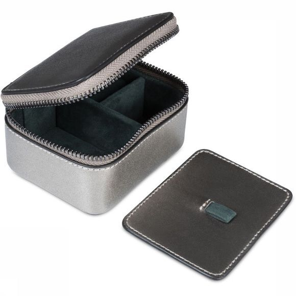 Yaya Diverse Small Jewellery Box Zilver
