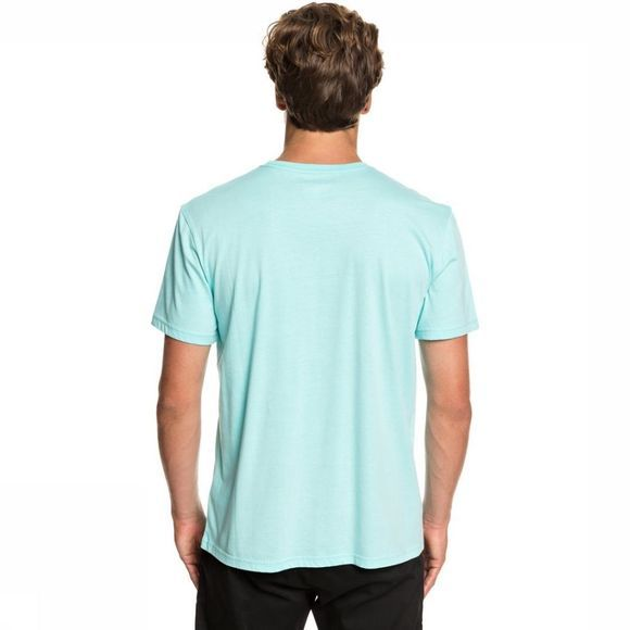 Quiksilver T-Shirt Scrtingredienss Turkoois