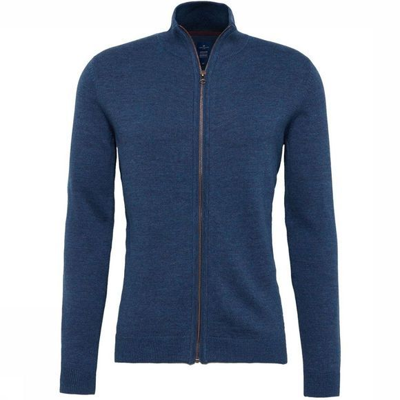 Tom Tailor Cardigan 30554570910 jeans blue