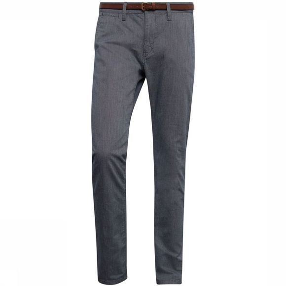 Tom Tailor Trousers 64553440910 mid blue