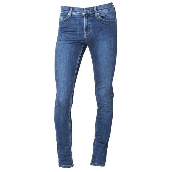 Cheap Monday Jeans Tight Middenblauw