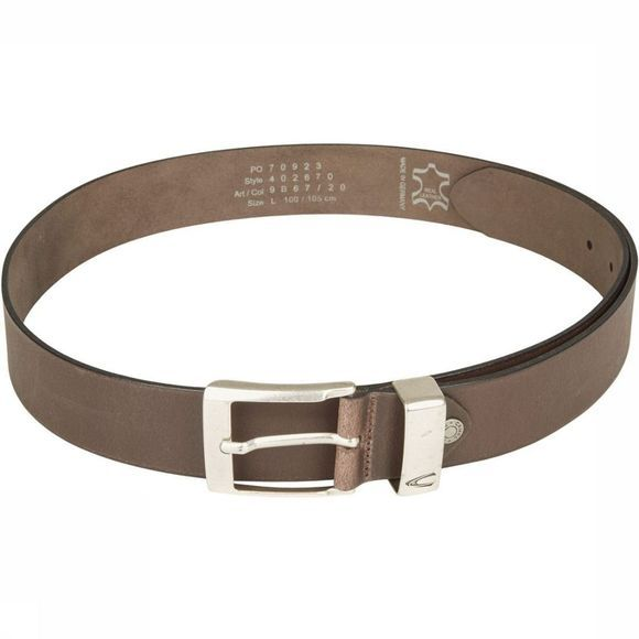 Camel Active Belt 402670/9B67 mid brown