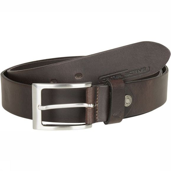 Camel Active Belt 402690/9B69 dark brown