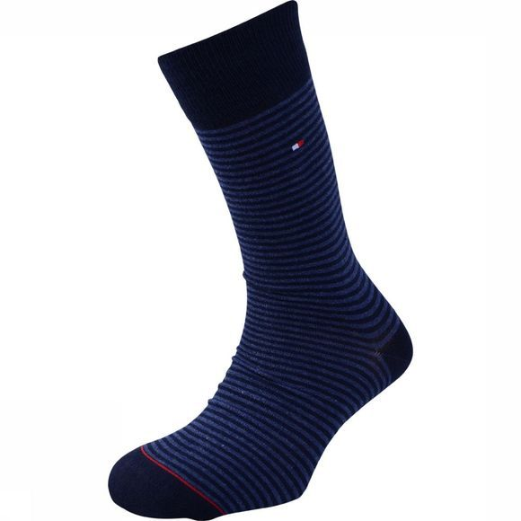 Tommy Hilfiger Socks Sock 342029001 dark blue/royal blue