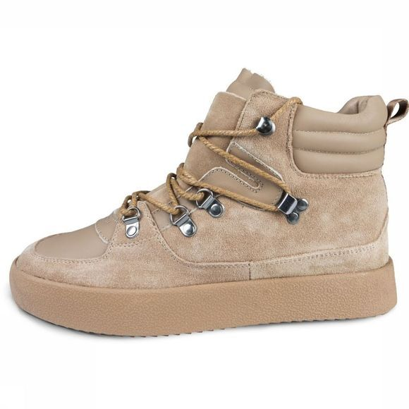 Yaya Sneaker  Hiking Boot Zandbruin