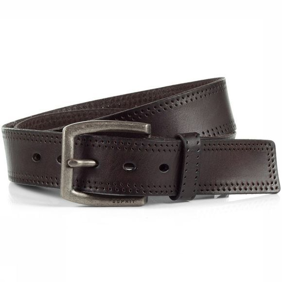 Esprit Belt 084Ea2S008 dark brown