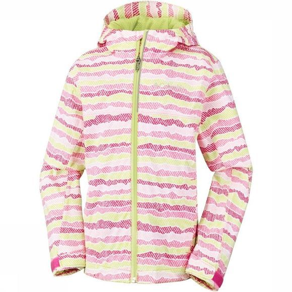 Columbia COAT COLU COLU SPLASH MAKER III KIDS dark pink/Assortment