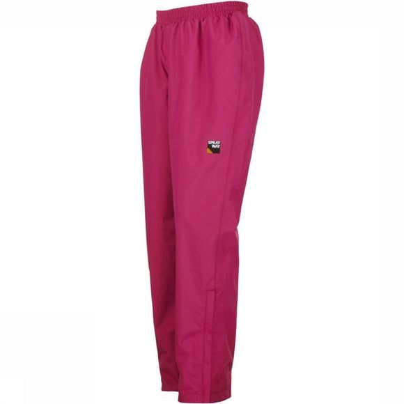 Sprayway Pantalon Junior Rose Moyen