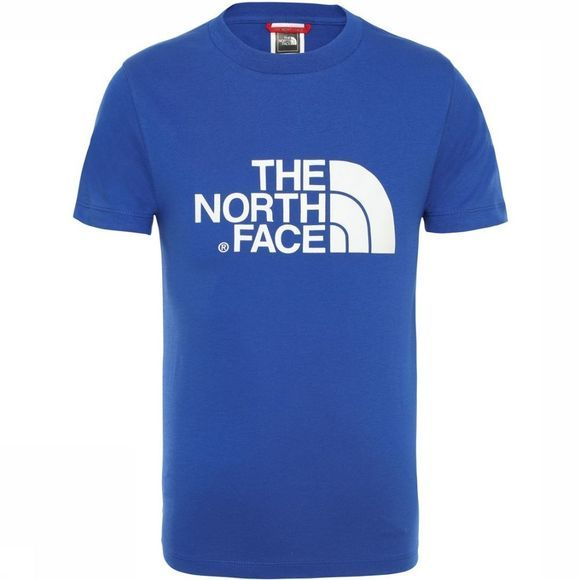 The North Face T-Shirt Youth S/S Easy Koningsblauw