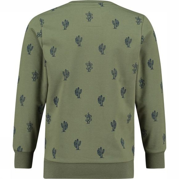Ayacucho Junior Pullover Archibald All Over mid khaki