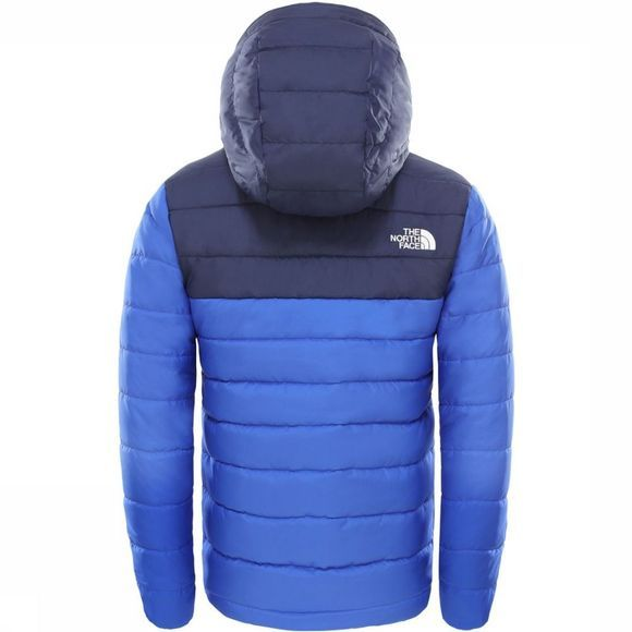 The North Face Coat Reversible Perrito royal blue/dark blue