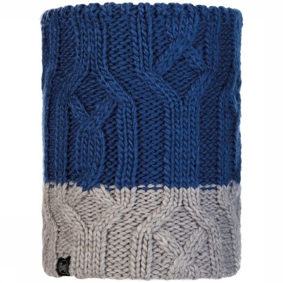 Buff Buff Junior Lifestyle Knitted Ganbat Blue Gris Clair Mélange/Bleu