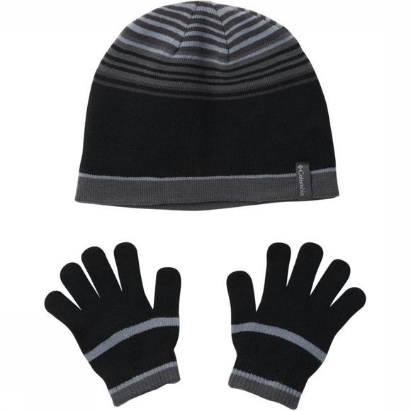 Diverse Youth Hat And Glove Set