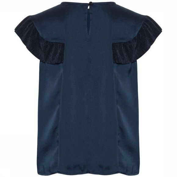 Name It Blouse Nkfnoa Donkerblauw