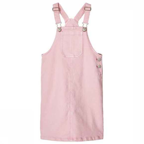 Name It Dress Batone Bibskirt light pink