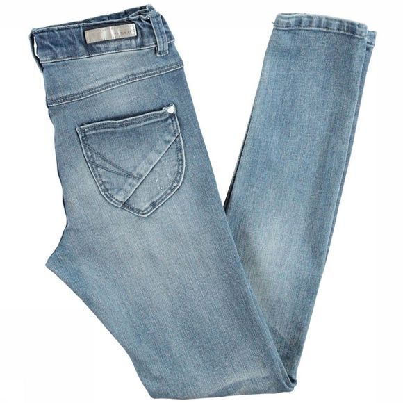 Name It Jeans Nkfpolly Dnmtara 1002 Jeans/Middenblauw