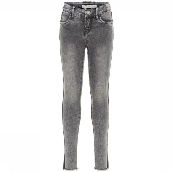 Name It Jeans polly Skinny jeans/mid grey