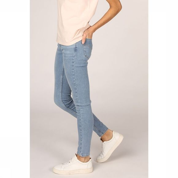 Levi's Jeans Innovation Super Skinny Lichtblauw
