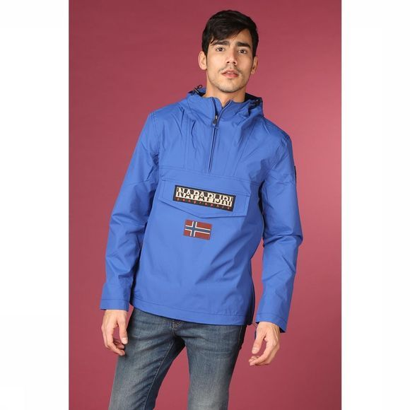 Napapijri Coat Rainforest royal blue