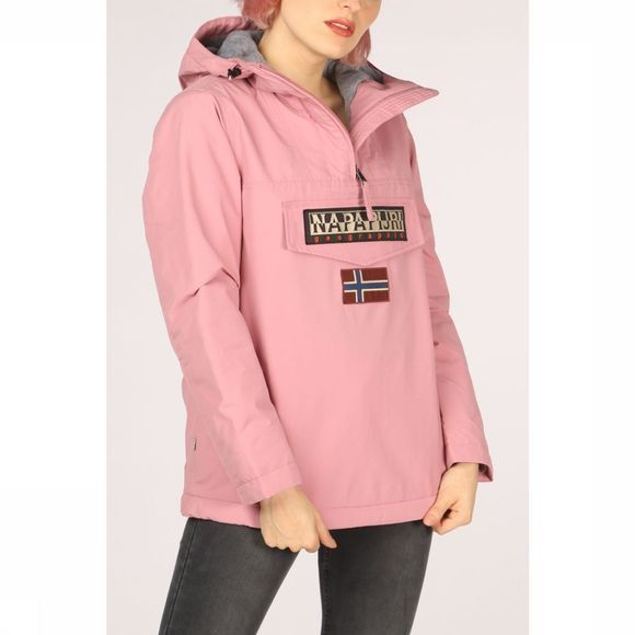 Napapijri Manteau Rainforest W W3 Rose Moyen