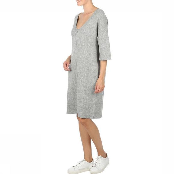CKS Women Dress  Willow Light Grey Mixture