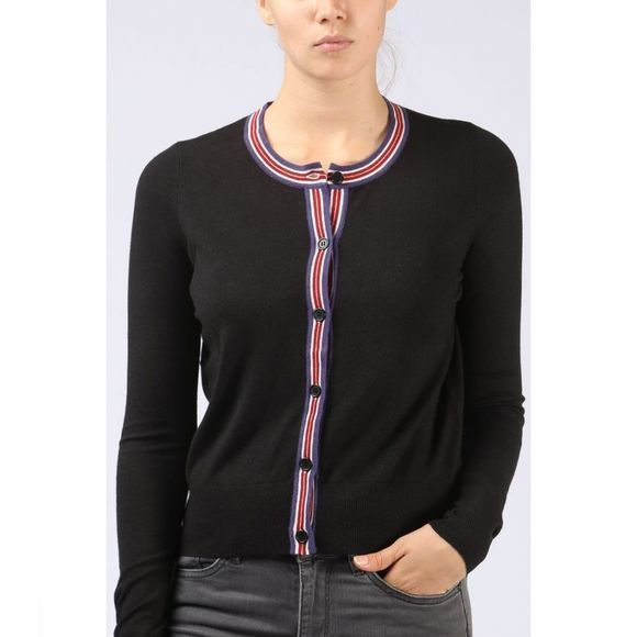 CKS Women Cardigan Maaret black